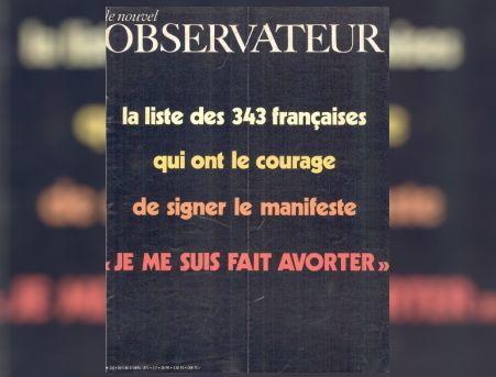 En avril 1971, Le Nouvel Observateur publiait le manifeste des