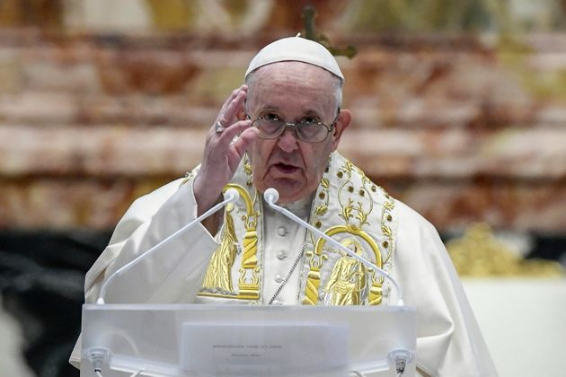 """La Pasqua """"wilsoniana"""" di Bergoglio: non c'è risurrezione, nemmeno spirituale, senza l'internazionalismo..."""