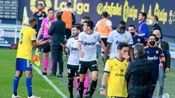 Les joueurs de Valence quittent le terrain après des insultes racistes contre un