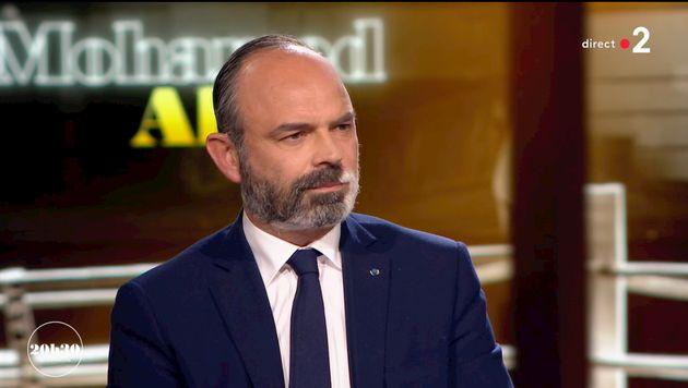 Sera-t-il candidat en cas de renoncement de Macron? La question a mis Edouard Philippe dans l'embarras,...