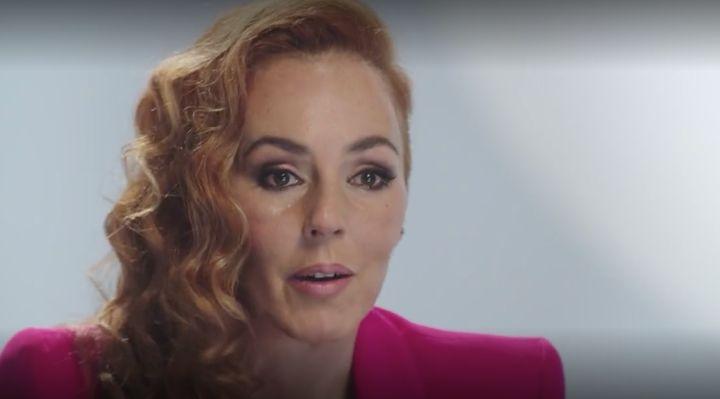 Rocío Carrasco en la tercera entrega de la docuserie 'Rocío, contar la verdad para seguir viva'