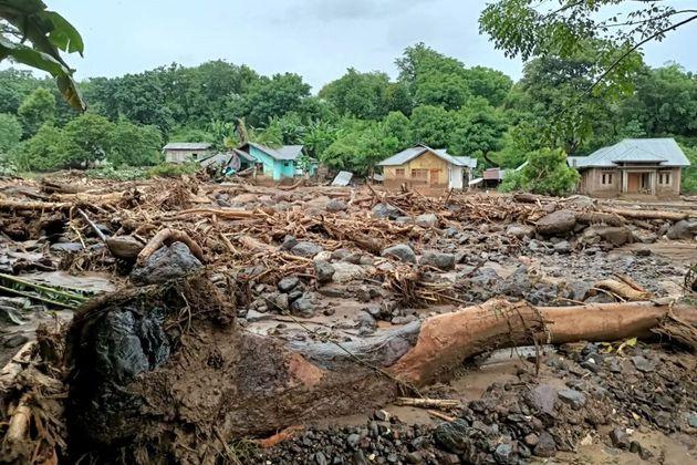 Ινδονησία, μετά τις πλημμύρες της 4ης