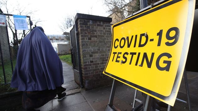 Free Twice-Weekly Covid Tests To Be Offered To Everyone In England