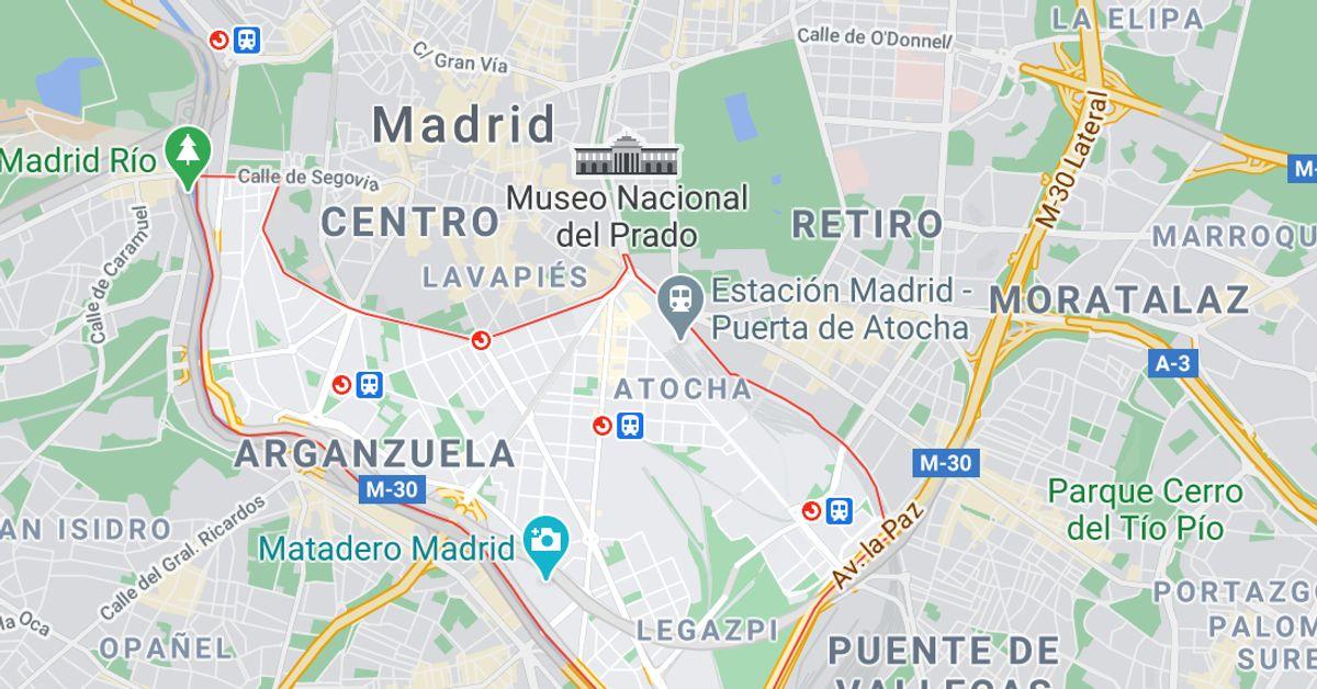 Liberada una mujer retenida dos años en su casa de Madrid por su marido