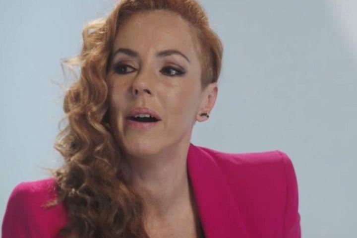 Rocío Carrasco en la docuserie 'Rocío, contar la verdad para seguir viva'.