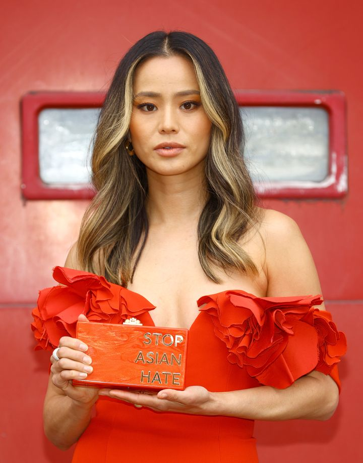 """""""Lovecraft Country"""" actor Jamie Chung."""