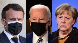 Biden, Merkel, Macron… y otros comunistas del