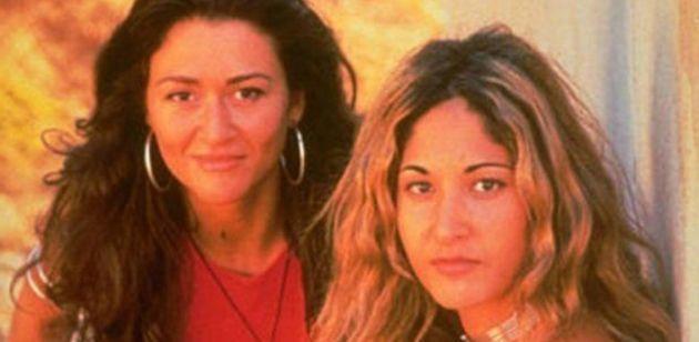 Marta y Marilia, integrantes de Ella Baila