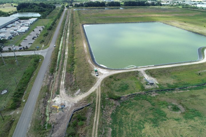 State environmental officials have insisted that the water, which contains elevated levels of phosphorous and nitrogen, is no