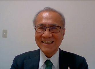 認定NPO法人ゴールドリボン・ネットワーク 理事長 松井
