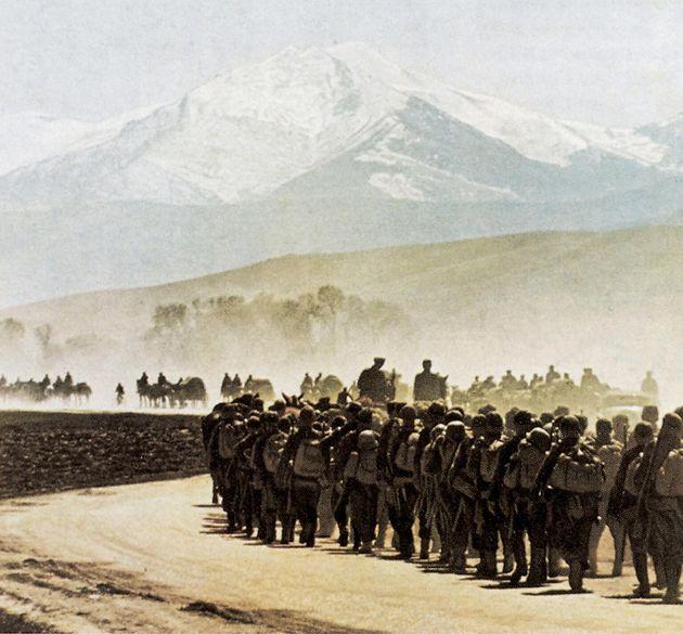 Η επιτυχής επίθεση των Γερμανών σε Γιουγκοσλαβία και