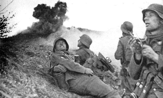 Μάχες των Γερμανών στην Ελλάδα κατά τη διάρκεια της επιχείρησης