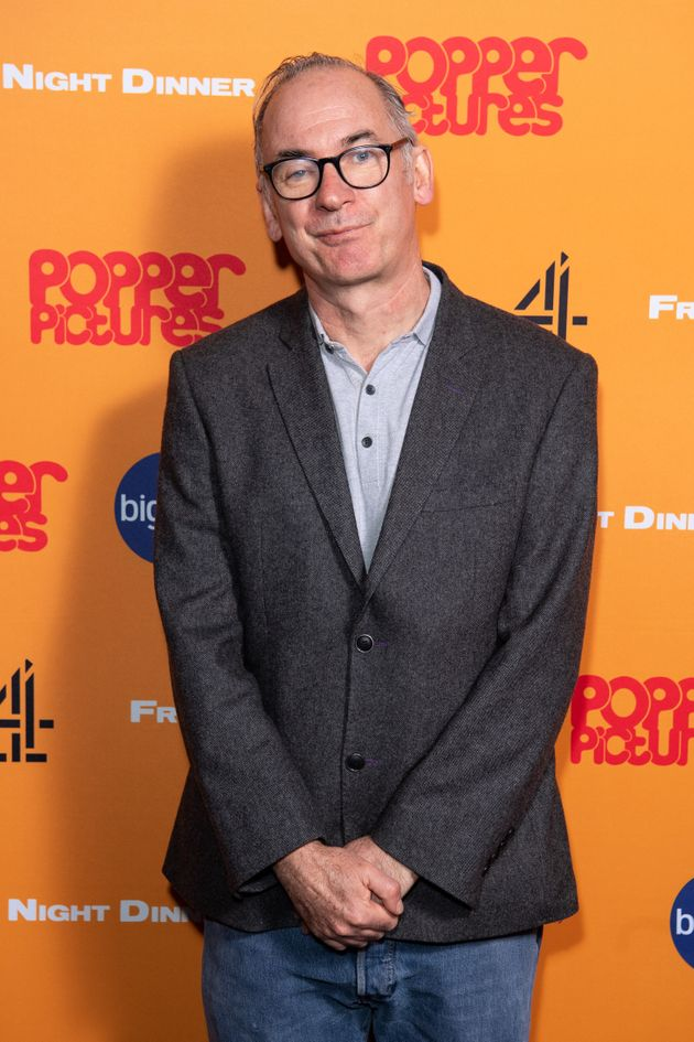 Paul Ritter, Star Of Friday Night Dinner, Has Died Aged 54