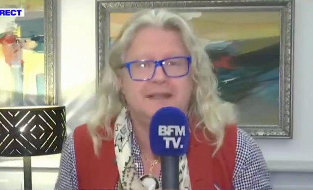 Au micro de BFMTV, Pierre-Jean Chalençon a plaidé le