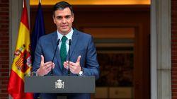 EN DIRECTO: Pedro Sánchez informa del plan de