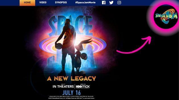 La nueva web de 'Space