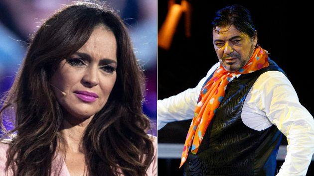 Olga Moreno y Antonio Canales, concursantes de 'Supervivientes 2021'.