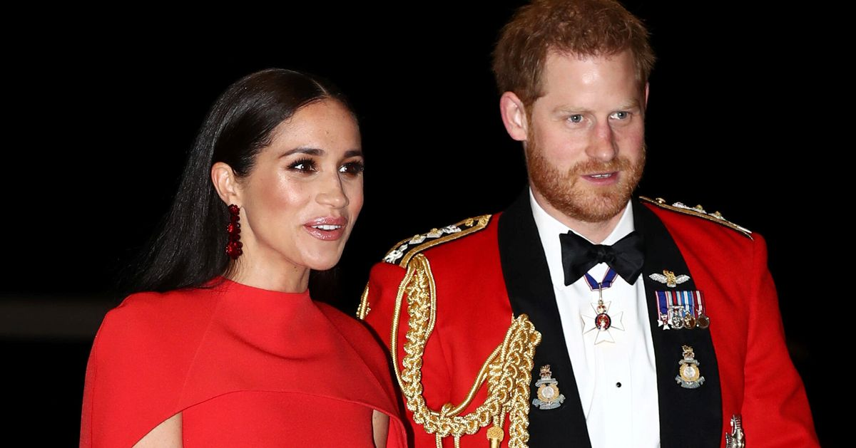 Prince Harry And Meghan Markle's First Netflix Series Has Been Announced