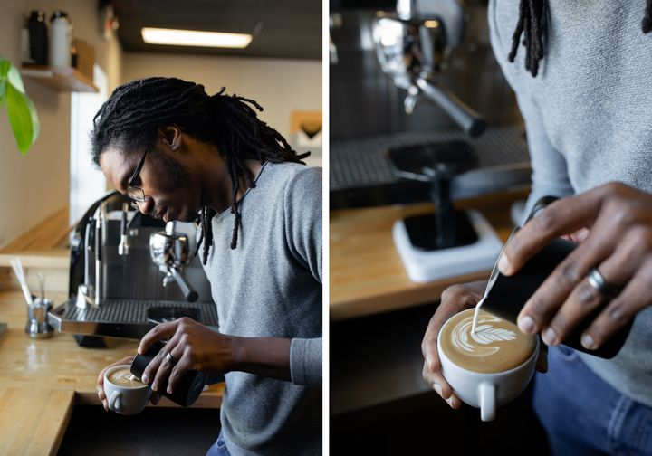 """Anthony Ragler the regional developer at <a href=""""https://www.blackwhiteroasters.com/"""">Black &amp; White Coffee Roasters</a> in Raleigh, North Carolina, has shared his picks for the perfect cup of coffee at home.&nbsp;"""