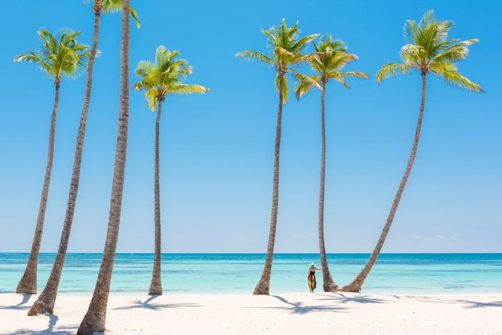 Beach destinations are all the rage for people's post-vaccination travel goals.