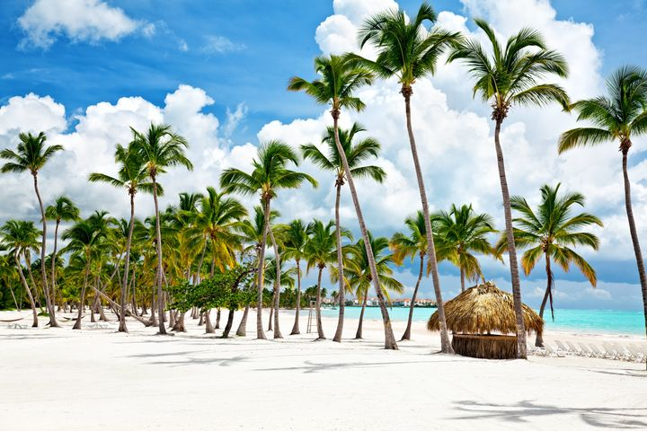 Destinations in the Dominican Republic like Playa Bavaro have been trending on Trivago.