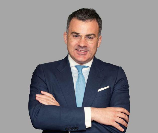 El empresario gallego, Pedro