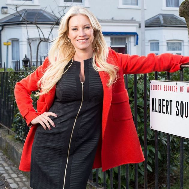 Denise played businesswoman Karin in the BBC