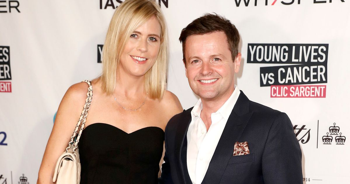 Declan Donnelly's Family Home Targeted By Thieves In Attempted Break-In