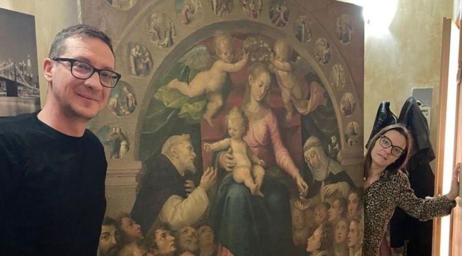 """Pizzaiolo cambia casa e trova 2 quadri in soffitta: """"Capolavori del '600 spariti 25 anni fa"""""""