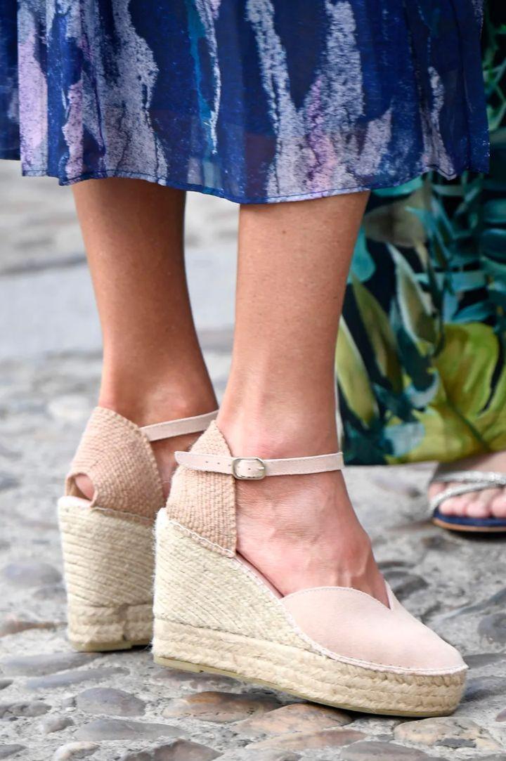 Uno de los diseños de Macarena Shoes