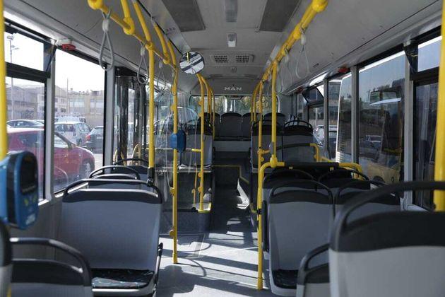 Tην Παρασκευή θα κυκλοφορήσουν τα νέα λεωφορεία με