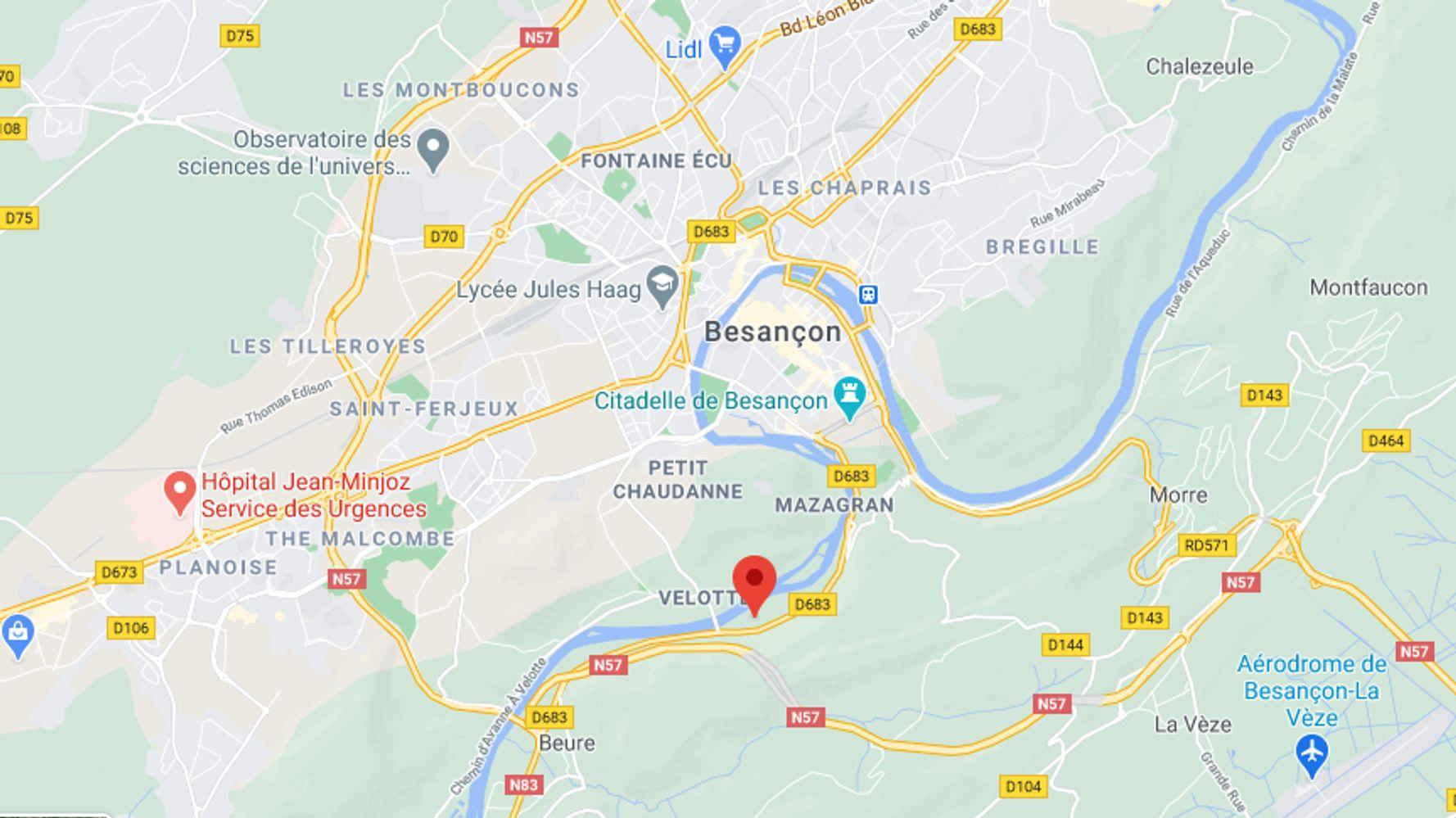 Confinement: À Besançon, ils marchent les 10 km autorisés et manquent de se noyer