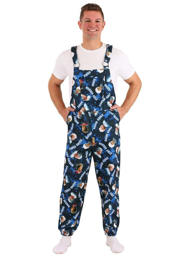 Pajamas are cool. Overalls are cool. Outer space is cool, too. And so are the Golden Girls. But until now, these four cool th