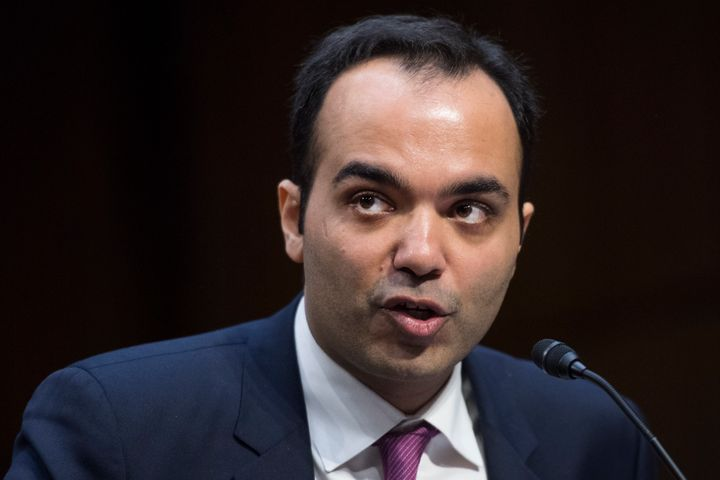 Rohit Chopra, President Joe Biden's nominee to lead the Consumer Financial Protection Bureau, is likely to have final s