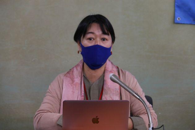東京大学大学院の阿古智子教授