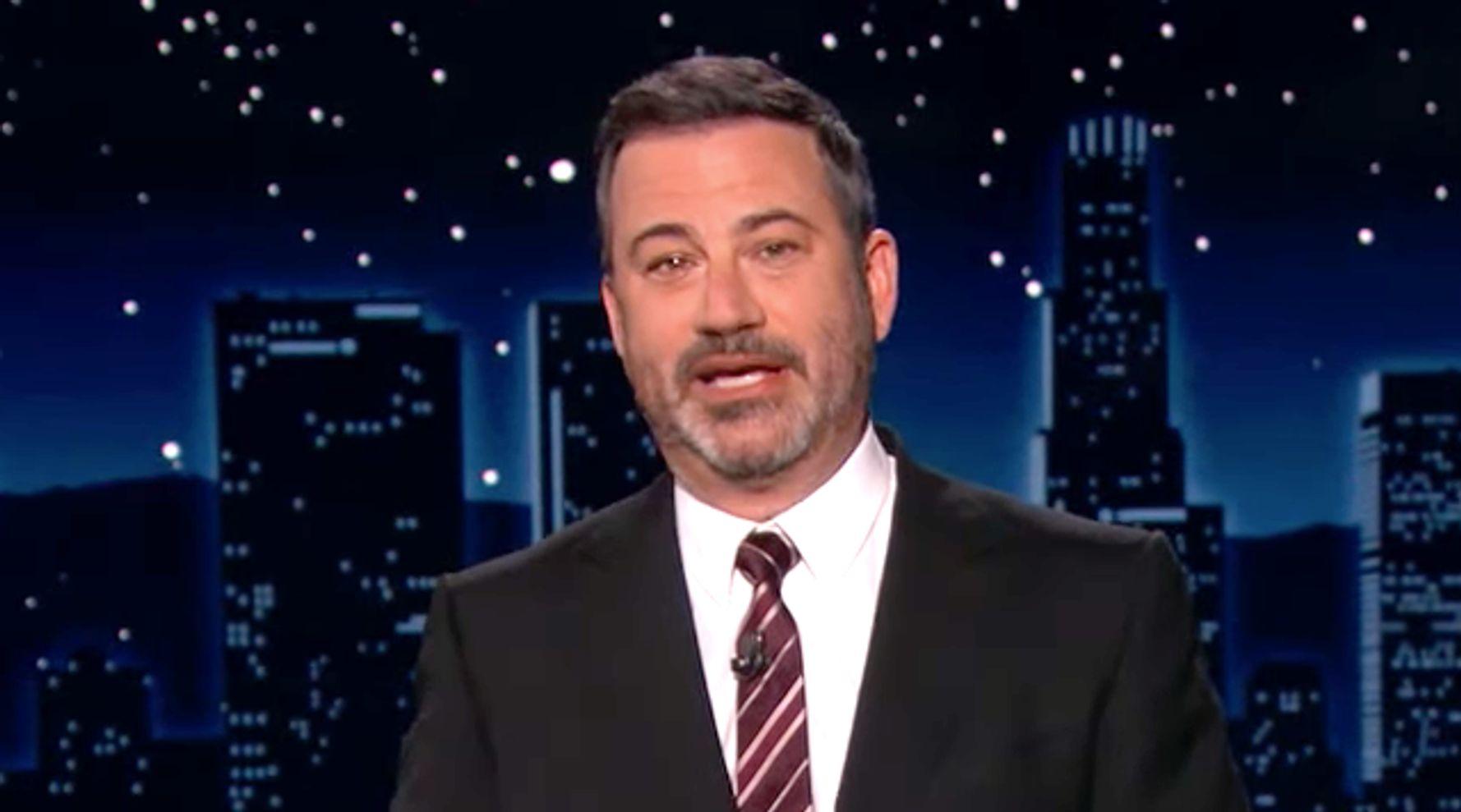 Jimmy Kimmel Mocks Rep. Matt Gaetz's 'Not Suspicious' Pardon Request