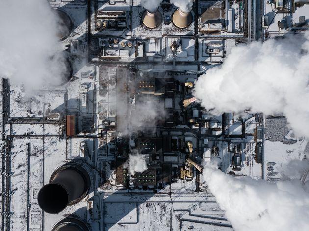 Ρεκόρ για το διοξείδιο του άνθρακα στην