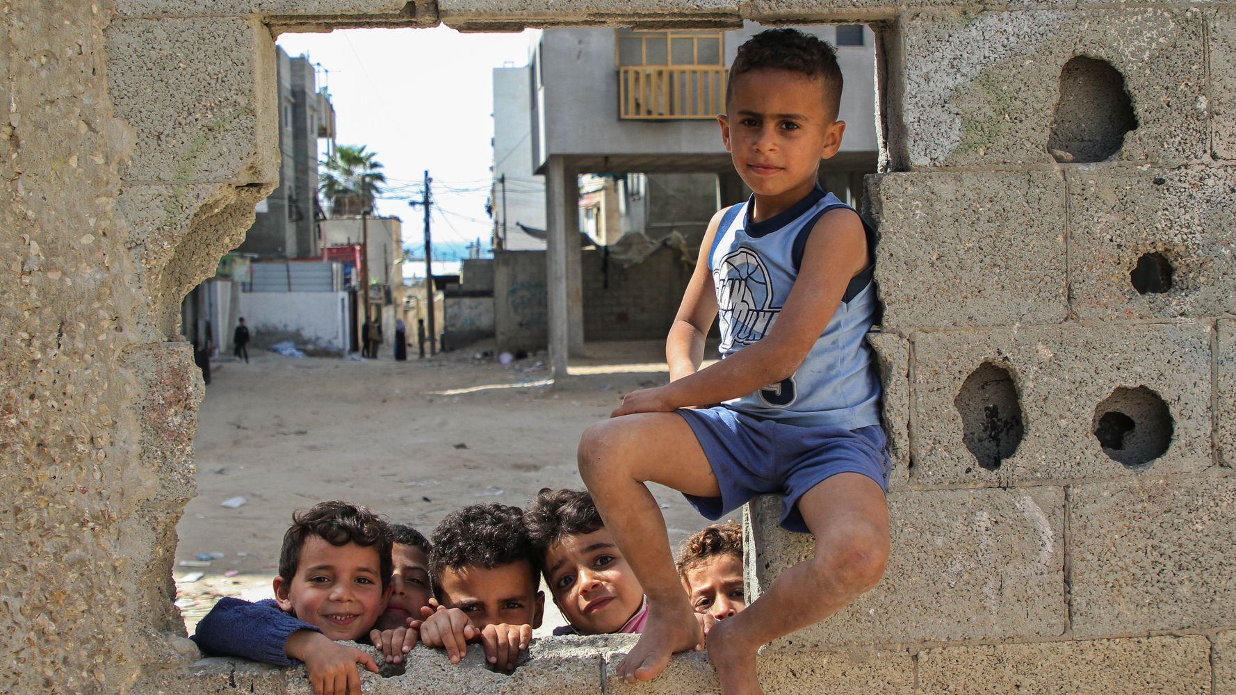 Biden Administration Resumes Funding To UN Agency For Palestinian Refugees