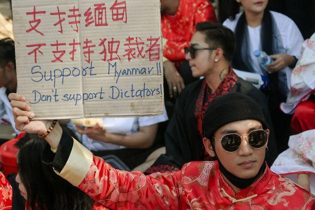 Η ώρα των διασήμων στην Μιανμάρ - Η χούντα συνέλαβαν τον πλέον δημοφιλή