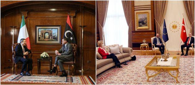 Tra Libia e Turchia, sulle migrazioni Italia e Ue vittime dei loro