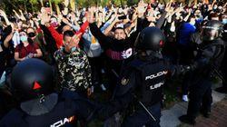 Interior defiende que el dispositivo policial en Vallecas fue el