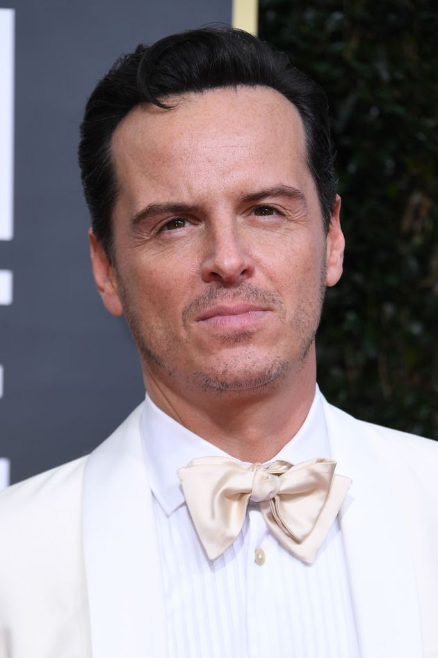 Andrew Scott at last year's Golden