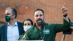 La Policía señala a Santiago Abascal por los disturbios en