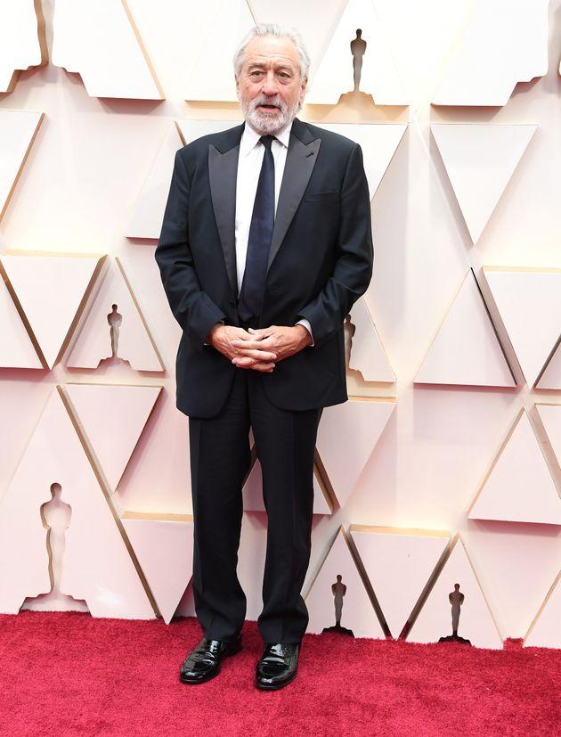 Robert De Niro at last year's