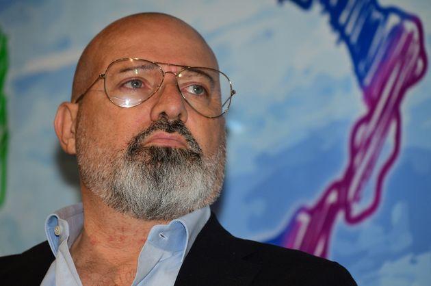 05/08/2020 Pistoia festa dell unità di Santomato. Nella foto Stefano Bonaccini presidente regione Emilia