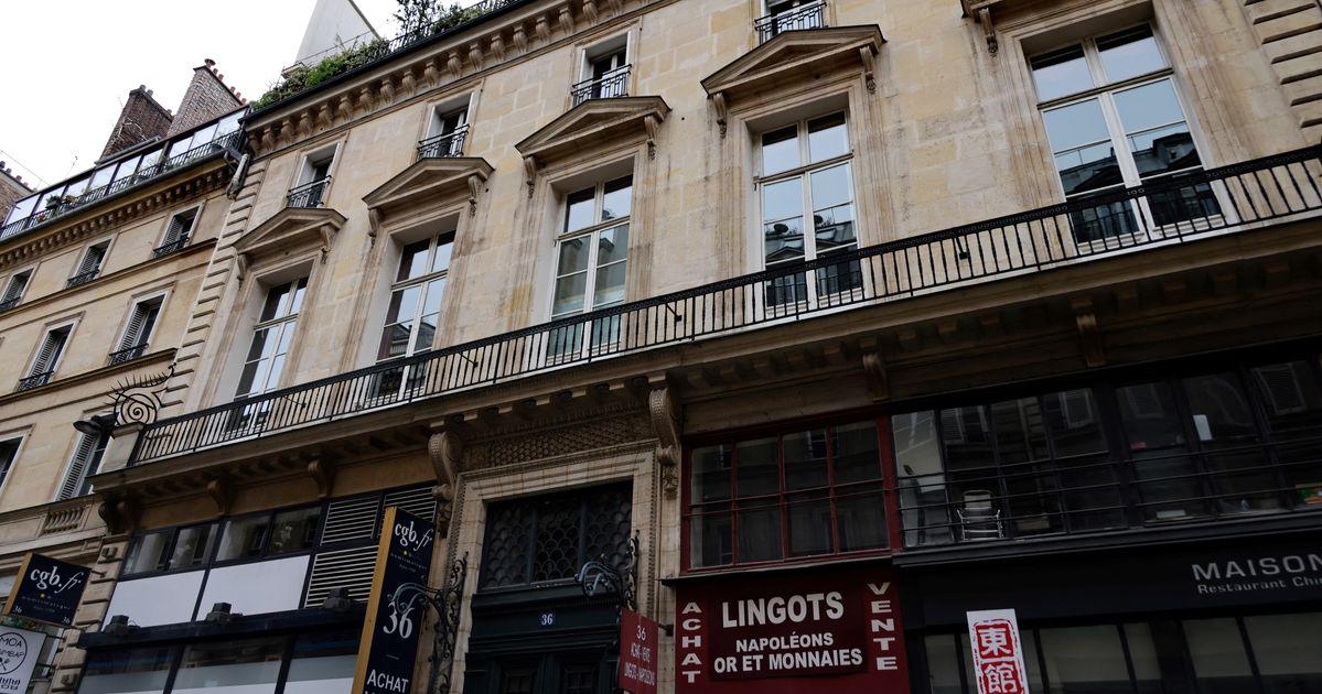 Face aux dîners clandestins, perquisition au Palais Vivienne chez Pierre-Jean Chalençon