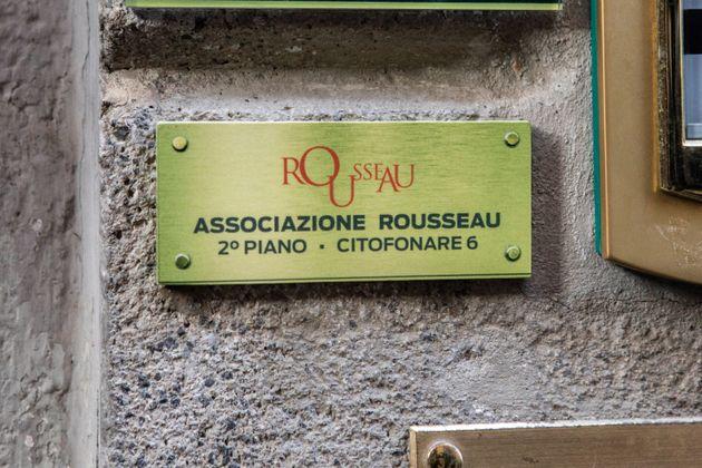 03/09/2019 Milano, Davide Casaleggio commenta il voto sulla Piattaforma Rousseau riguardo il nuovo governo...