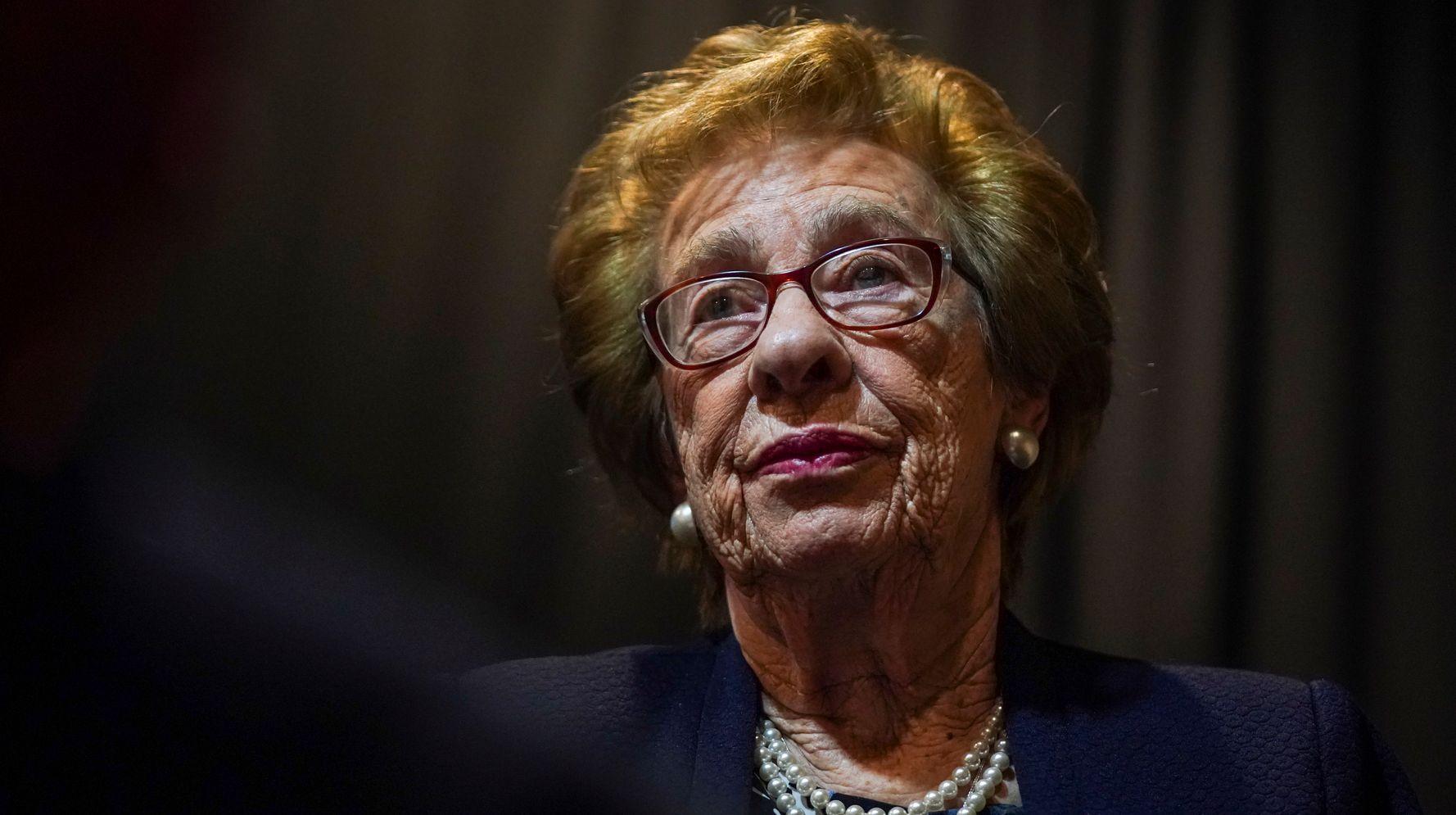 Anne Frank's Stepsister Eva Schloss Says Trump Reminded Her Of Hitler