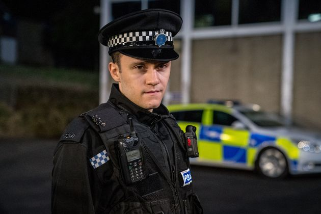 Gregory Piper plays PC Ryan Pilkington in Line Of Duty