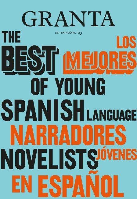 Portada de la revista 'Granta' en español.